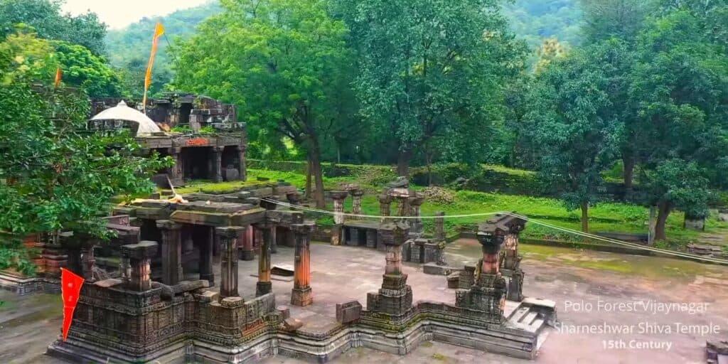 Sharneshwer Shiv Temple