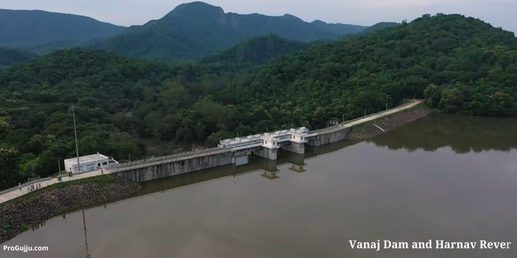 vanaj dam and harnav rever